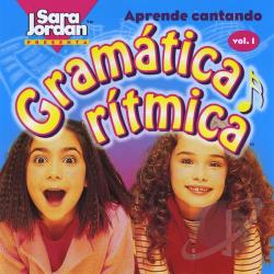 Jordan, Sara - Gramatic Ritmica, Vol. 1 CD Cover Art
