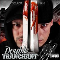 Saye / Souldia - Double Tranchant CD Cover Art