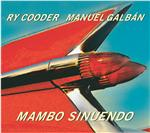 Cooder, Ry - Mambo Sinuendo CD Cover Art