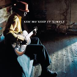 Keb' Mo' - Keep It Simple CD Cover Art