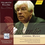 Romantic Choral Music - Romantic Choral Music CD Cover Art