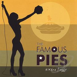 Famous Pies - Extra Fancy CD Cover Art