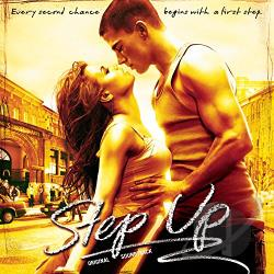 Step Up CD Cover Art
