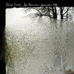 Iver, Bon - From Emma Forever Ago LP Cover Art