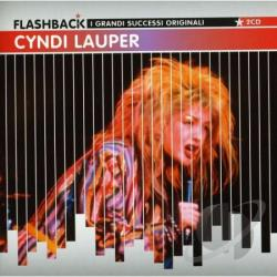 Lauper, Cyndi - Flashback CD Cover Art