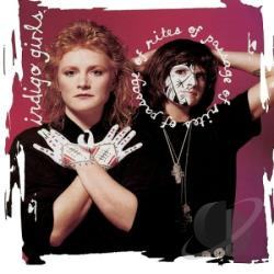 Indigo Girls - Rites of Passage CD Cover Art