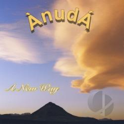 Anuda - New Way CD Cover Art