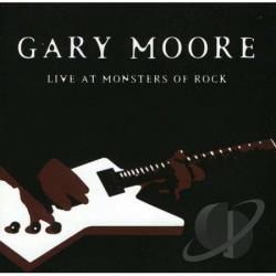 Moore, Gary - Live At Monsters Of Rock CD Cover Art
