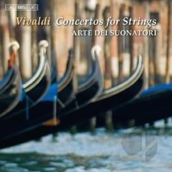 Arte Dei Suonatori / Vivaldi - Vivaldi: Concertos for Strings CD Cover Art