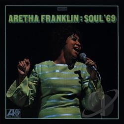 Franklin, Aretha - Soul '69 CD Cover Art