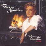 Manilow, Barry - Because It's Christmas CD Cover Art