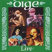 Oige - Live CD Cover Art