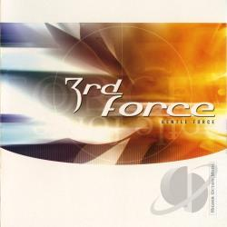 3rd Force - Gentle Force CD Cover Art