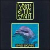 Voices Of The Whales & Dolphins CD Cover Art