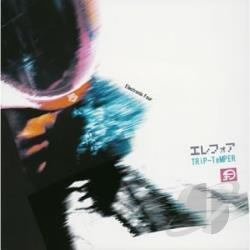 Ele-Four - Trip-Temper CD Cover Art