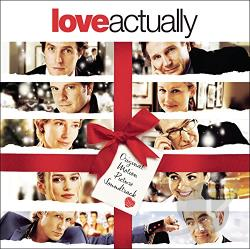 Love Actually CD Cover Art