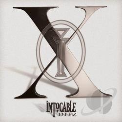 Intocable - Diez CD Cover Art