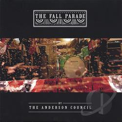 Anderson Council - Fall Parade CD Cover Art