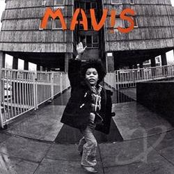 Mavis - Mavis CD Cover Art