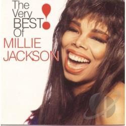 Jackson, Millie - Very Best of Millie Jackson CD Cover Art