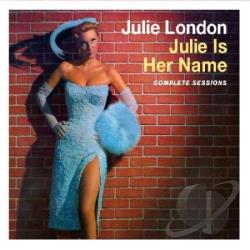 London, Julie - Julie Is Her Name CD Cover Art