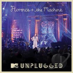 Florence & The Machine - MTV Unplugged CD Cover Art