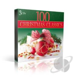 Anderson, Steven - 100 Christmas Classics CD Cover Art