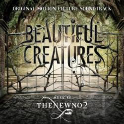 Thenewno2 - Beautiful Creatures CD Cover Art