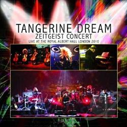 Tangerine Dream - Zeitgeist Concert: Live at the Royal Albert Hall London 2010 CD Cover Art