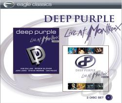 Deep Purple - Live at Montreux 1996 & 2006 CD Cover Art