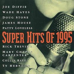 Super Hits Of 1995 CD Cover Art