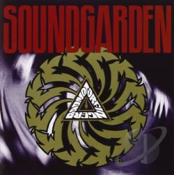 Soundgarden - Badmotorfinger CD Cover Art