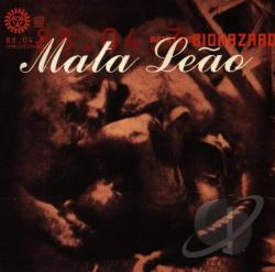 Biohazard - Mata Leao CD Cover Art