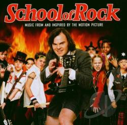 School of Rock CD Cover Art