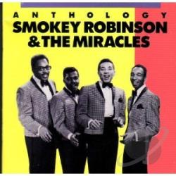 Miracles / Robinson, S - Anthology CD Cover Art
