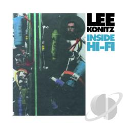 Konitz, Lee - Inside Hi-Fi CD Cover Art