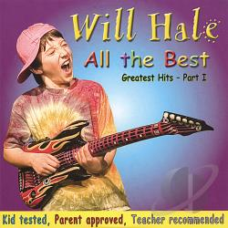 Hale, Will - All the Best CD Cover Art