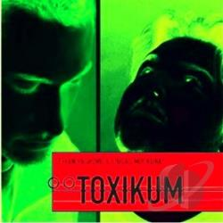 Toxikum - Toxikum CD Cover Art