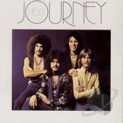 Journey - Next CD Cover Art