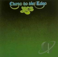 Yes - Close to the Edge LP Cover Art