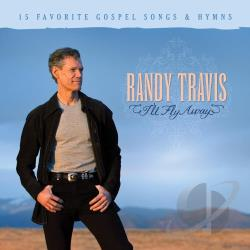Travis, Randy - I'll Fly Away CD Cover Art