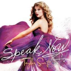 Swift, Taylor - Speak Now (Deluxe) 2CD) CD Cover Art