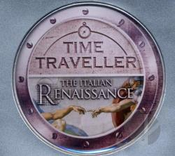 Italian Renaissance - Time Traveller: The Italian Renaissance CD Cover Art