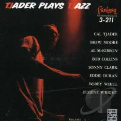 Tjader, Cal - Tjader Plays Tjazz CD Cover Art
