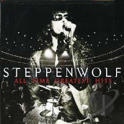 Steppenwolf - All Time Greatest Hits CD Cover Art