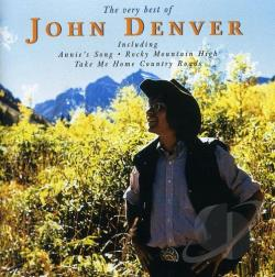 Denver, John - Very Best Of John Denver CD Cover Art