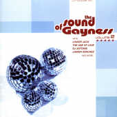 Sound Of Gayness - Various Artists - Dance Vol. 2 CD Cover Art