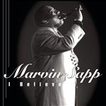 Sapp, Marvin - I Believe CD Cover Art