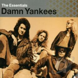 Damn Yankees - Essentials CD Cover Art