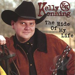 Kenning, Kelly - Ride Of My Life CD Cover Art